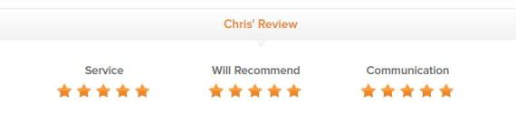 Chris's Review