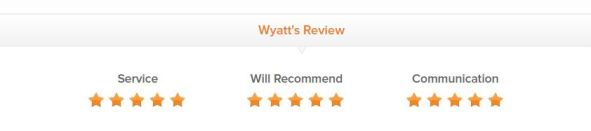 Wyatt's Review